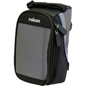 Rolson 43214 Bicycle Mobile Phone Holder and Bag