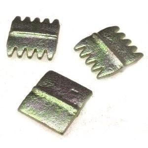 Hilka 3pc Scutch Plain and Comb Chisel Set