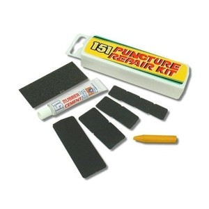 151 Cycle Puncture Repair Kit