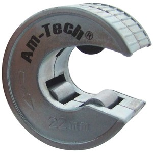 Am-Tech 22mm Pipe Slice Pipe Cutter