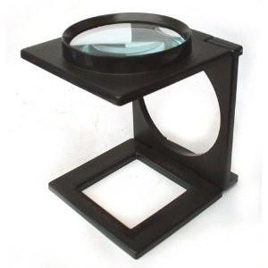 Toolzone Foldable Magnifying Glass
