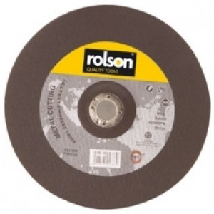 Rolson Cutting Disc for Metal 230mm