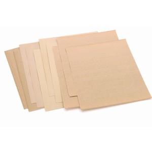 Rolson 10pc Sandpaper Sheets