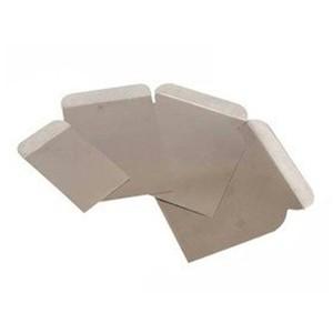Silverline Body Filler Spatulas Stainless Steel