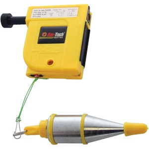 Am-Tech 400grm Magnetic Plumb Bob