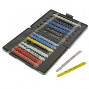 Toolzone 14pc Bosch Fit Jigsaw Blades