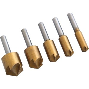 Am-Tech Countersink Bit Set