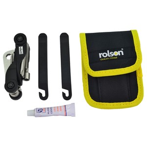 Rolson 30pc Bicycle and Puncture Repair Kit