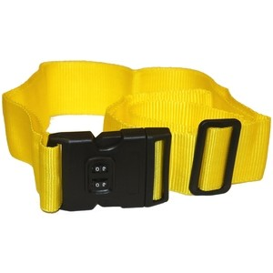 Rolson Luggage Strap with Combination Lock
