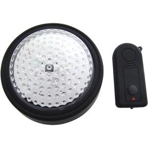 Am-Tech 5 LED Remote Control Push Light