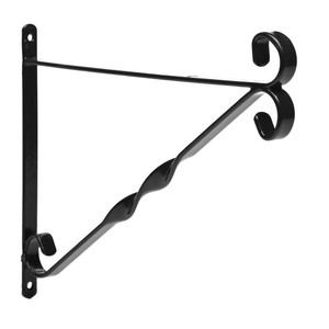 Green Jem Hanging Basket Bracket for 16""