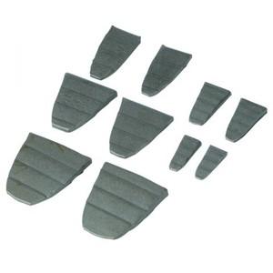 Silverline 10pc Hammer Wedges