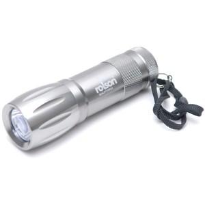 Rolson 1 Watt Super Bright LED Torch