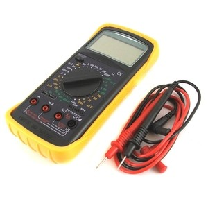 Toolzone Digital Multimeter Tester