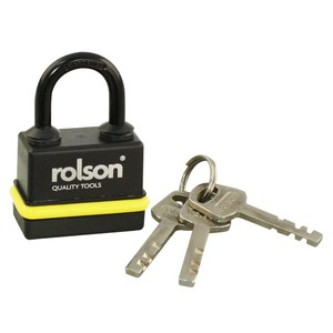 Rolson 45mm Waterproof Padlock