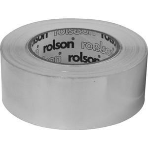 Rolson Aluminium Foil Tape 50m