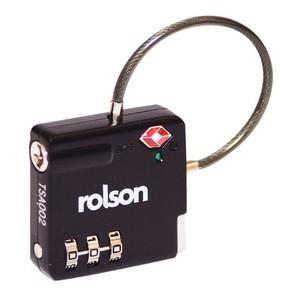 Rolson TSA Combination Cable Lock