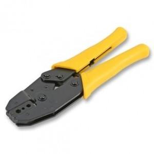 Pro-Tek Ratchet Coaxial Crimping Tool