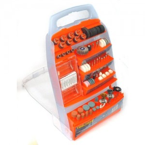 Toolzone 150pc Rotary Accessory Kit