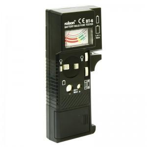 Rolson Battery, Bulb & Fuse Tester
