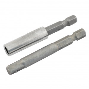 Rolson Two Piece Bit & Adaptor Set