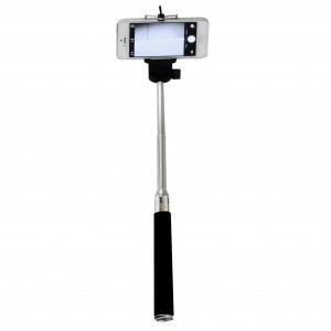 Rolson Telescopic Selfie Stick with Remote