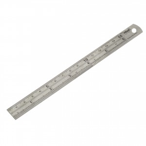Rolson Stainless Steel Rulers