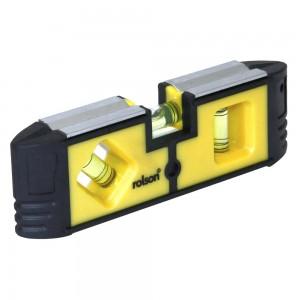 Rolson 150mm Magnetic Mini Level
