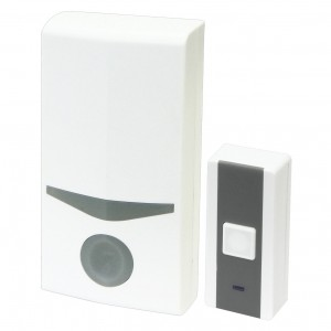 Rolson Plug-in Wireless Door Chimes