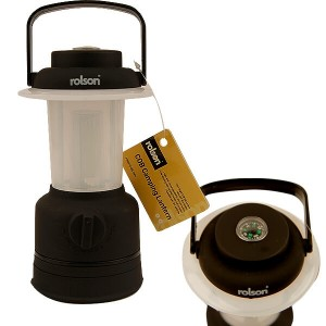 COB Camping Lantern with Frosted Screen
