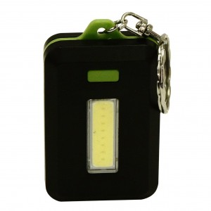 Rolson COB Key Ring Torch