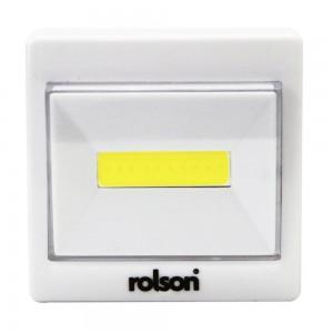 Rolson 2pc 3W COB Switch Lights