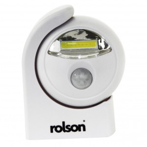 Rolson 1W COB Wireless Motion Sensor Light