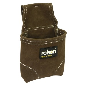 Rolson Leather Nail Pouch