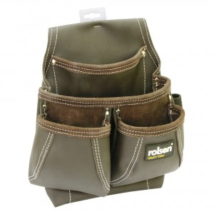 Rolson Farmer's Tool Belt Leather