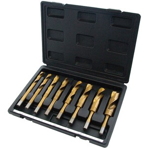 Am-Tech 8pc HSS Drill Set Sizes 14 - 25mm
