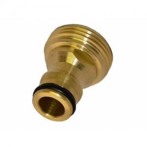 Green Jem Brass Hose End Accessory Adaptor