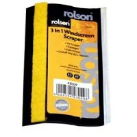 Rolson Windscreen Ice Scraper