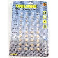 Toolzone Button Cell Batteries