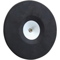 Toolzone 125mm Rubber Backing Disc