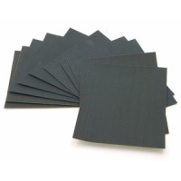 Toolzone Emery Cloth Sheets
