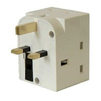 CED 3 Way Adaptor