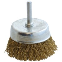 Toolzone 75mm Wire Cup Brush
