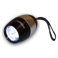 Rolson Mini 6 LED Barrel Torch