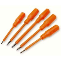 Toolzone 5pc Insulated Screwdrivers