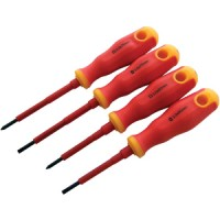 Am-Tech 4pc Insulated Screwdriver Set