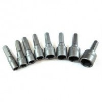 Toolzone 8pc Hex Shank Nut Drivers