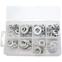 Am-Tech 200pc Assorted Washers