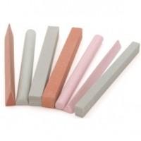 Toolzone 7pc Sharpening Slip Stone Set