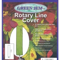 Green Jem Parasol - Rotary Line Cover